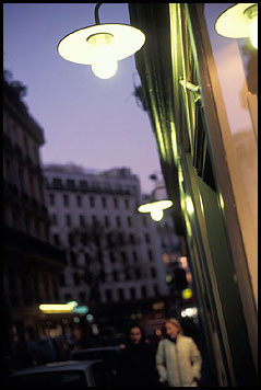 Galerie Photo : Insomnies : Photo Couleur de nuit, Paris � Vincent LUC