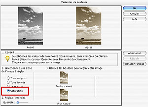 Tutorial Photoshop Retouche Photo : Sepia