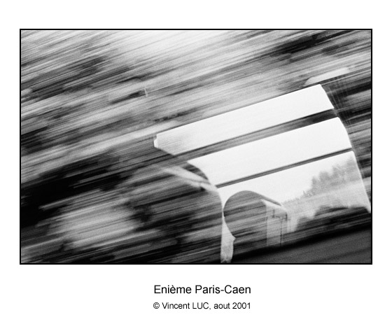 Galerie Photo : Vagabondages : Photo Noir et Blanc, © Vincent LUC